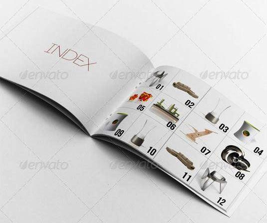 16 Template Brosur Desain Terbaik Premium Download Ayu Digiprint
