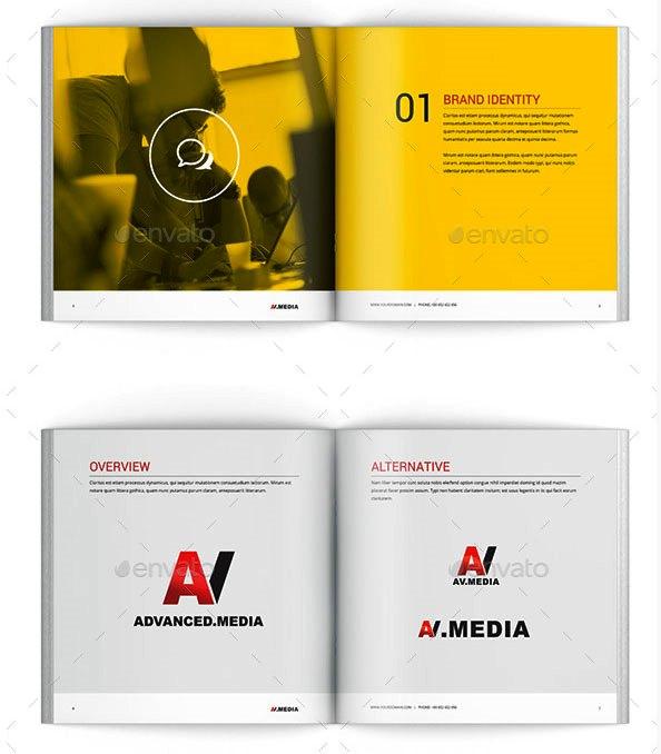 16 Template Brosur Desain Terbaik Premium Download – Ayu Digiprint